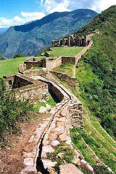 Choquequirao Trek - Peru. I WANNA GO BACK <3
