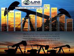 If you are looking for a place to buy or sell mineral rights or oil gas royalties, UNI Royalties is your best bet. We help liquidate your assets.