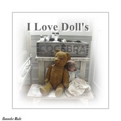 I love Bears & Doll's