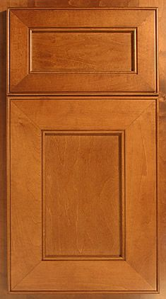 Bath #4 Cabinet Door Profile - SB, Y, SB - Painted to Match SW7650 Ellie Gray (Not Shown)