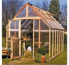 I dream of having a green house some day where I can start veggies and flowers and give some to family and friends.
