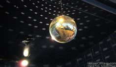 Disco ball......AH! TINGLES....WHERE ARE YOU?