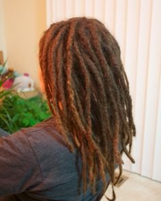 """The Crochet Hook Method There is debate in the dreadlocked community about the method by which you form/maintain your dreads.  I used """"backcombing"""" and a crochet hook.  Some people use the """"natural"""" or """"organic"""" method; which means they don't touch their hair at all and eventually it forms dreads."""