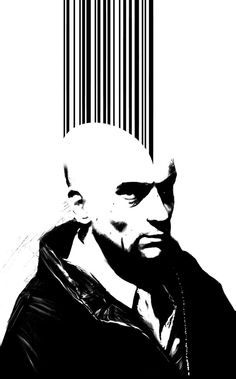 Taxi Driver barcode. Barcode Art, Barcode Design, Graphic Design Typography, Simple Geometric Pattern, Fanart, Taxi Driver, Black And White Illustration, Environmental Art, Cultura Pop