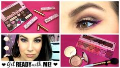 Get Ready with Me! NEW Too Faced Makeup