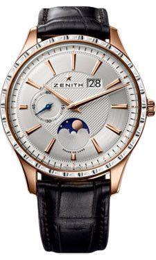 Zenith Elite Captain Moonphase RG 22.2141.691/01.C498