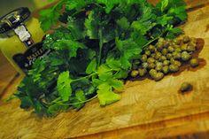 Mundfreude: Der Alleskönner - Salsa Verde http://mundfreude.blogspot.de/2015/07/der-alleskonner-salsa-verde.html?m=1