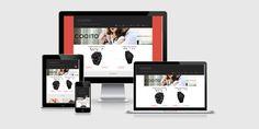 Webfolio 2015 on Behance Design Art, Web Design, Landing, Behance, Design Web, Website Designs, Site Design