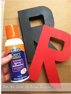 How To Make A Letter Magnificent A Quick Tutorial On How To Make Letters Out Of Cardboard Crafts .