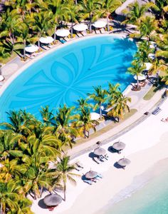 The greatest leisure resort in Mauritius, Paradis offers superb accommodation in rooms, suites or villas fringed by a pure white sand beach and the island's largest lagoon.