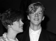 Molly Ringwald and Anthony Michael Hall Judd Nelson, Anthony Michael Hall, Molly Ringwald, Brat Pack, Famous Movie Quotes, Weird Science, Cute Actors, Youth Culture, The Breakfast Club