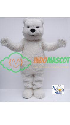 Snow Bay Watertainment Mascot Costume