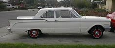 1960 Comet. I bought this little jewel from the original owner in 2002 FReeper Canteen ~ Motorhead Monday: Mercury Comet/Cyclone ~ March 26, \\ 2007 \