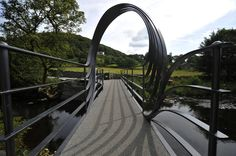 Chris Brammall - Staveley footbridge