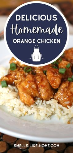Skip the lines and make this homemade orange chicken instead. It's filled wth flavor and tastes way better than take out. Give it a try and you'll see. Lunch Recipes, Easy Dinner Recipes, Dinner Ideas, Quick Weeknight Dinners, Winner Winner Chicken Dinner, Orange Chicken, Butter Chicken, Easy Chicken Recipes, Food Inspiration