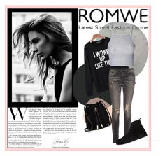 """"""":D"""" by meri-husic ❤ liked on Polyvore featuring R13, Glamorous, Ann Demeulemeester and Vince Camuto"""