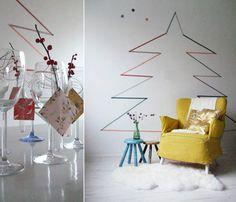 decoracion navideñas para paredes - Buscar con Google