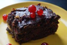 Brownies met rode bessen en witte chocolade – Hilde's keuken