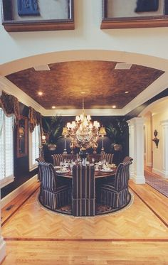 large dining room table dining room modern furniture formal dining rooms sets #DiningRoom
