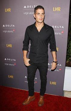 Max na Delta Air Lines And Virgin Atlantic Celebration, em West Hollywood, Califórnia, Estados Unidos #CoberturaTWBR