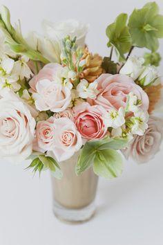 #centerpiece  Photography: Vicky Starz Photography - vickystarz.com Floral + Event Design: Sweet Woodruff - sweetwoodruff.ca  Read More: http://www.stylemepretty.com/canada-weddings/ontario/toronto/2012/05/16/toronto-pastel-photo-shoot-by-vicky-starz-photography-sweet-woodruff/