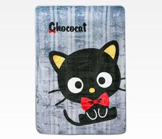 Chococat Blanket: I want to add this to my collection!