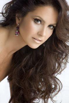 Lucero. Actriz, cantante y presentadora mexicana