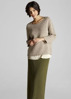 Six Sustainable Looks - Ampersand | EILEEN FISHER