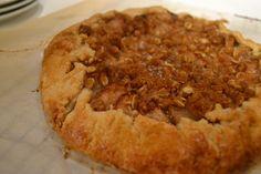 Apple Crumb Crostata | Tea Time & Tulle
