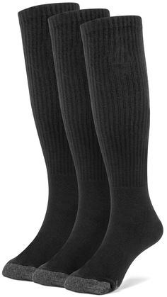 278aab4c70ae Galiva Boys  Cotton Extra Soft Over the Calf Cushion Socks - 3 Pairs -  Galiva