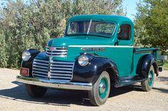 1941 General Motors Truck model CC-101 ( GMC )
