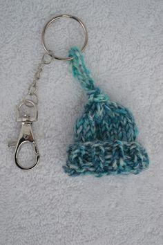 Schlüsselanhänger - Schlüsselanhänger Taschenbaumler Glücksbringer - ein Designerstück von Masche21 bei DaWanda