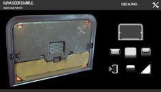 ArtStation - 350 Hard surface sci fi Alpha/Height VOL 2 [UPDATE02], Jonas…