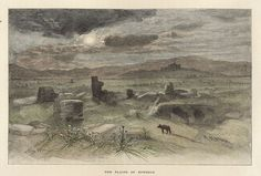 Turkey, the Plains of Ephesus, 1891