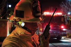 Whether in your hand or on your helmet, Pelican lights can take on any job!