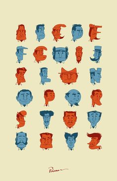 T Y P E F A C E  Personal typographic and illustration project  Julien Poisson