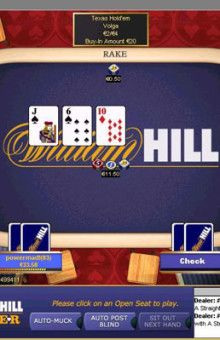 We have a huge selection of online casino games!