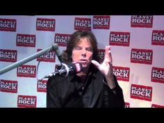 Europe's Joey Tempest Answers Fans' Questions At Planet Rock - YouTube