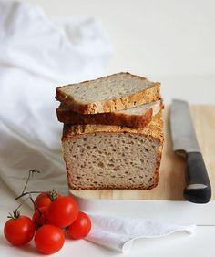 Ziemniaczany chleb bezglutenowy | Smakowity Chleb