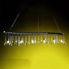 Lámpara de techo Snake de The Stylish Chandelier