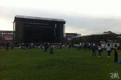 City Sound stage