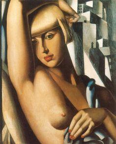 fop-(22)deLempicka-1933-SuzySolidor. Тамара де Лемпицка