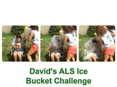 ALS Ice Bucket Challenge :)