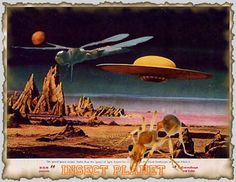 Old Science Fiction Movies | 50's sci-fi movie poster | Flickr - Photo Sharing!