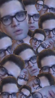 Brendon Urie aka DJ Forehead