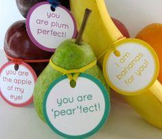 Super cute idea for the kiddos!