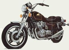 Honda CB900C