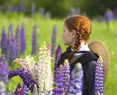 Anne of Green Gables look-alike on Prince Edward Island