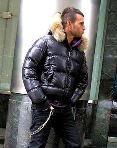 Cool Jackets, Winter Jackets, Mens Down Jacket, Hot Hunks, Moncler, A Good Man, Parka, Beautiful Men, Men's Fashion