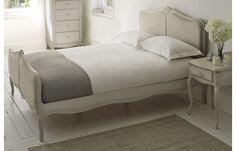 Laura Ashley Dove Grey Bed